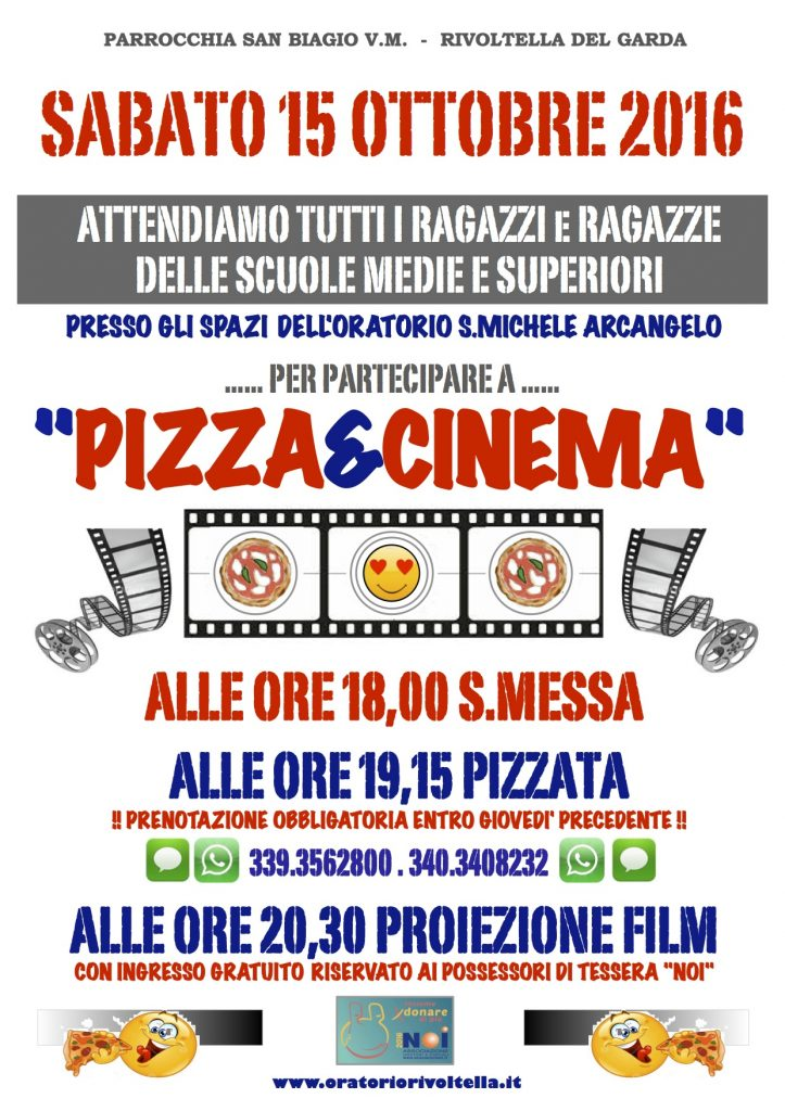 PIZZA&CINEMA