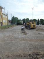 20130705 inizio lavori campo calcio oratorio Rivoltella 03.jpg